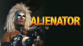 Netflix box art for Alienator