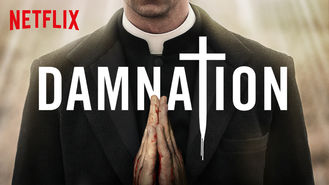 Netflix box art for Damnation - Season 1