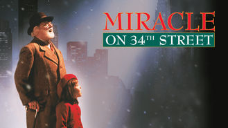 Netflix box art for Miracle on 34th Street
