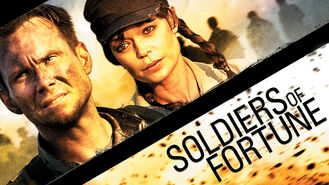 Netflix box art for Soldiers of Fortune