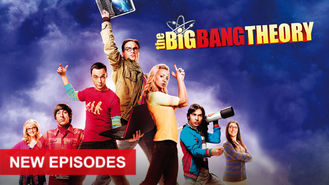 Netflix box art for The Big Bang Theory - Season 10