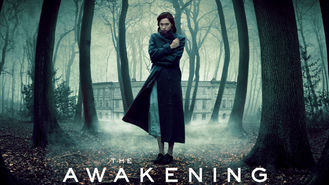 Netflix box art for The Awakening