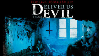 Netflix box art for Deliver Us from Evil
