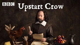 Netflix box art for Upstart Crow - Season 1
