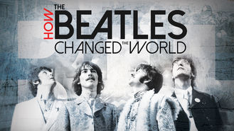 Netflix box art for How the Beatles Changed the World