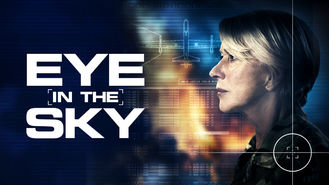 Netflix box art for Eye in the Sky